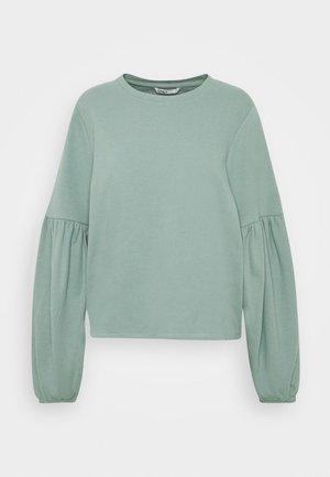 ONLANDY PUFF  - Sweatshirt - chinois green