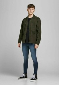 Jack & Jones - Jeans Skinny Fit - blue denim - 1