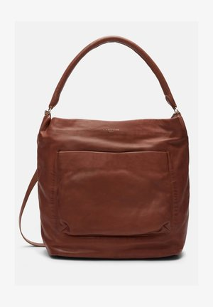 EVER HOBO - Handbag - medium brown