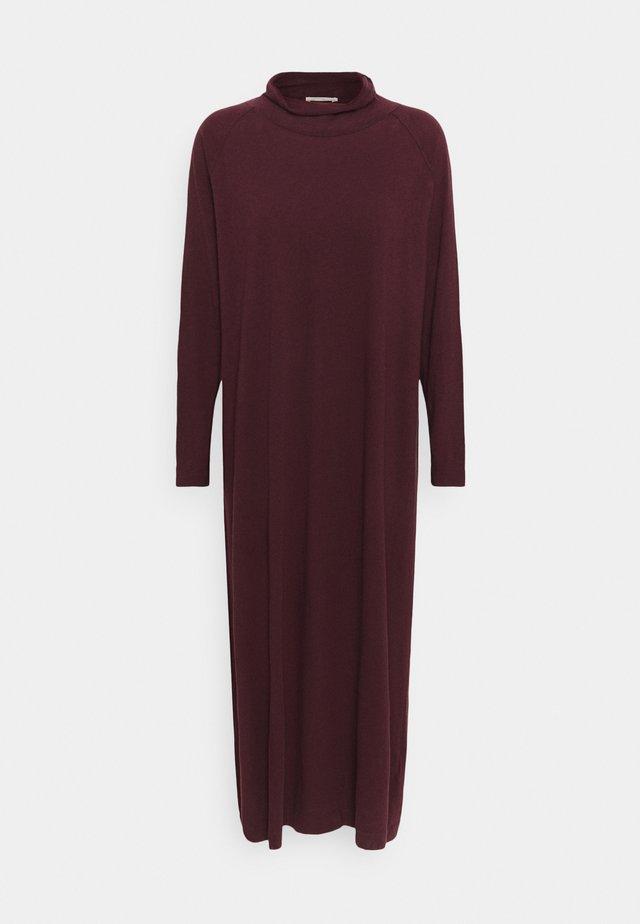 FAKOBAY - Maxi dress - griotte
