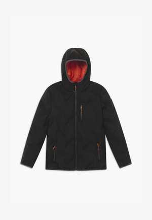 LYNGE QUILTED - Winter jacket - schwarz
