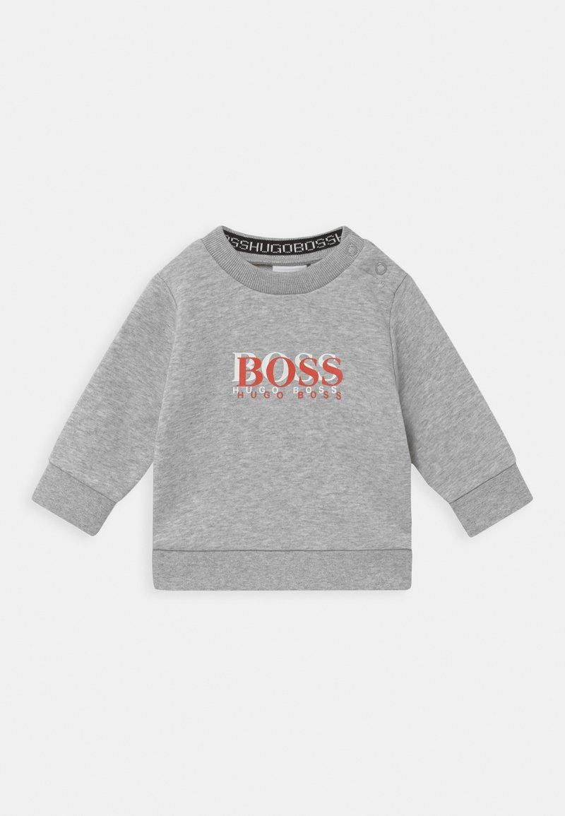 BOSS Kidswear - Mikina - gris chine