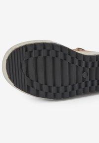 Next - Šněrovací kotníkové boty - brown - 3