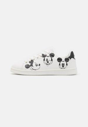 DISNEY UNISEX - Sneakers basse - white