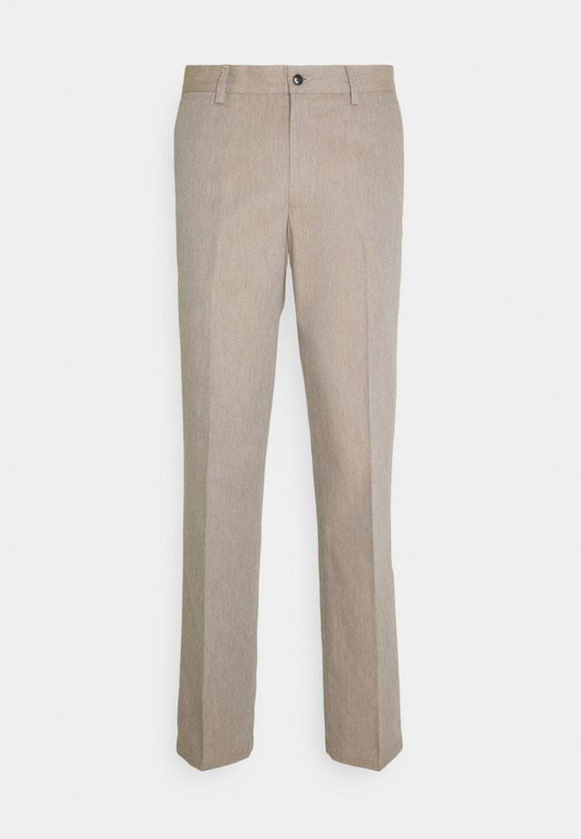 TRUMAN - Pantalon classique - macchiato