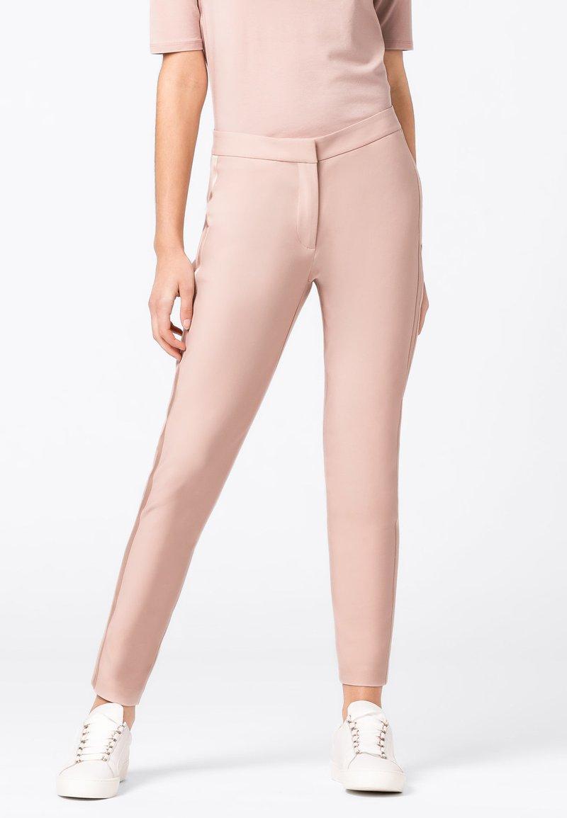 HALLHUBER - Trousers - zartrosa