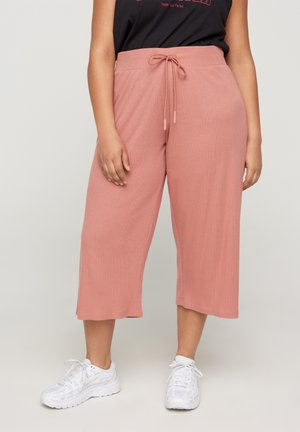 3/4 sports trousers - old rose