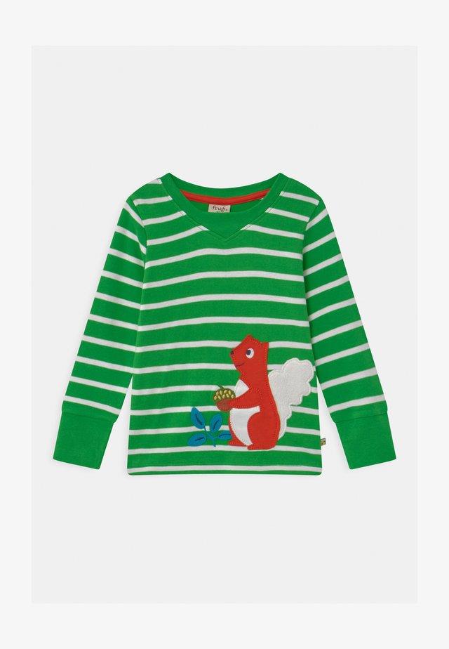 SQUIRREL EASY BABY UNISEX - T-shirt à manches longues - glen green breton