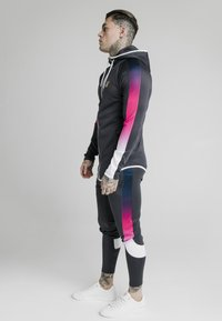 SIKSILK - ADVANCED TECH - Zip-up hoodie - midnight grey - 3