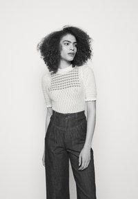 See by Chloé - Jumper - white/black - 4
