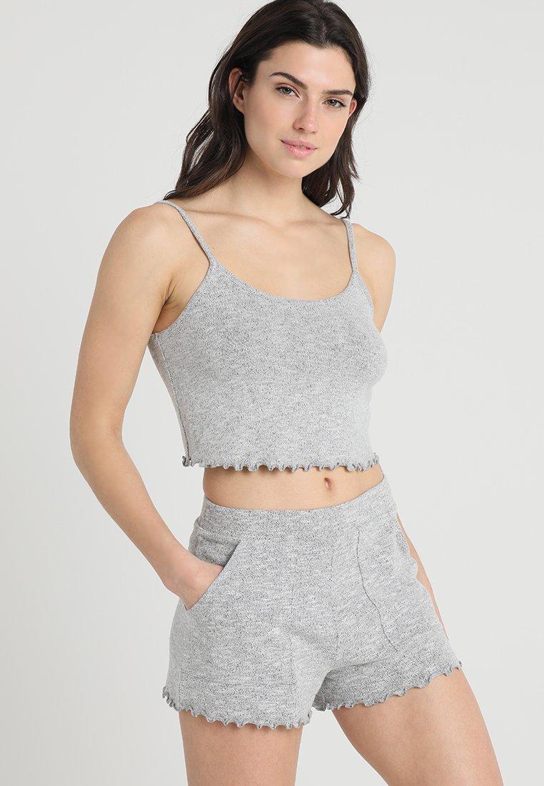 Even&Odd - Pyjamaser - mottled light grey