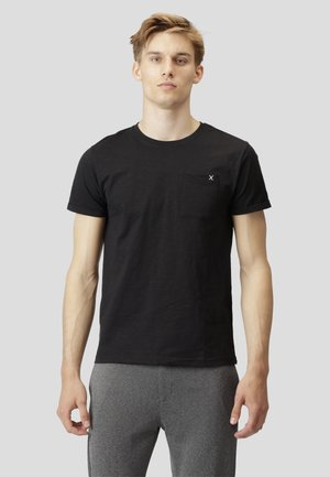 KOLDING - T-shirt basic - black