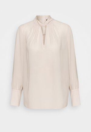 THELMA FANCY BLOUSE - Blouse - almond