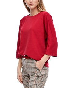 s.Oliver - Sweatshirt - dark red - 3