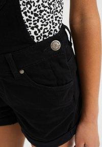 WE Fashion - Tuinbroek - black - 2