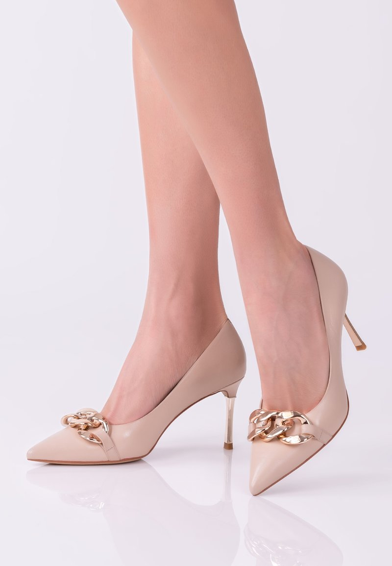TJ Collection - High heels - beige