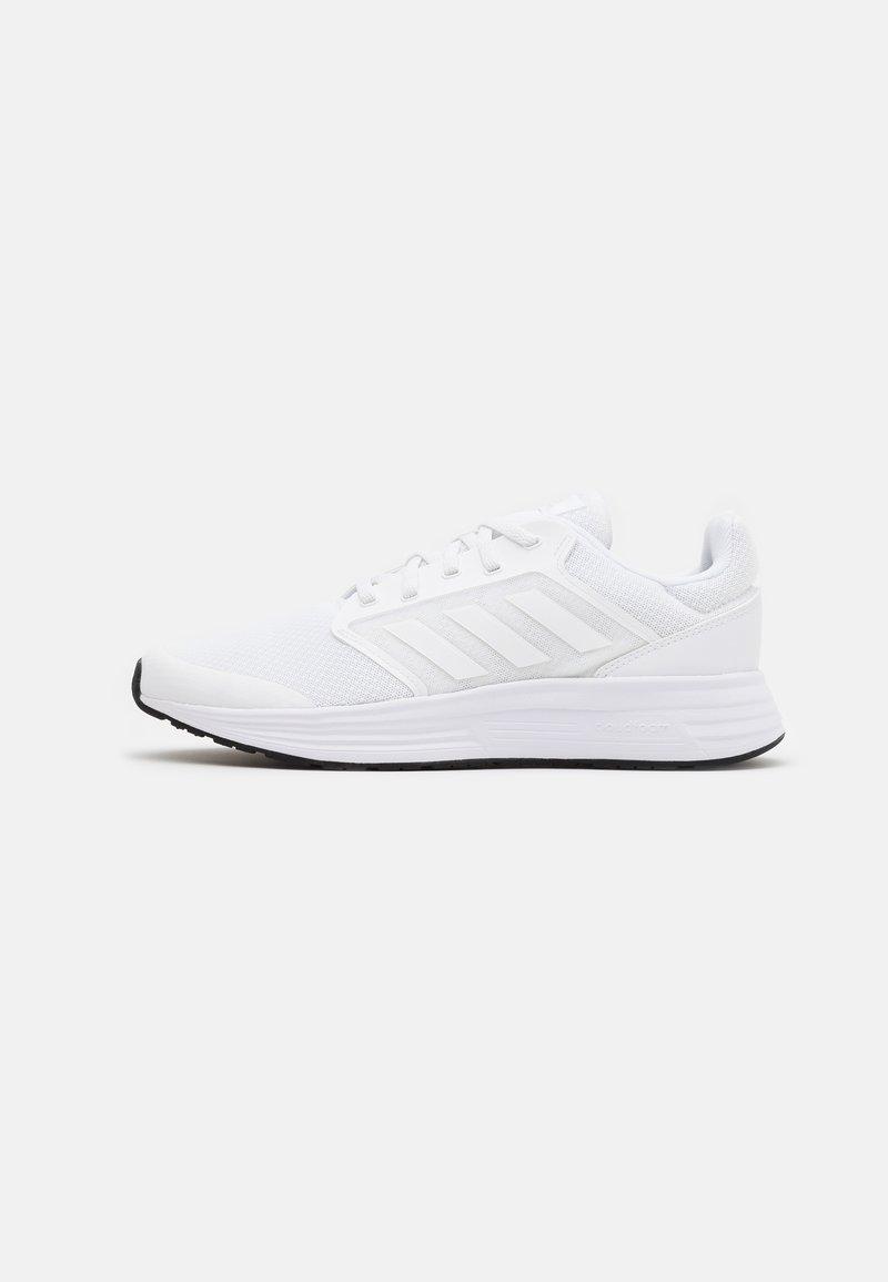 adidas Performance - GALAXY  - Hardloopschoenen neutraal - footwear white/core black