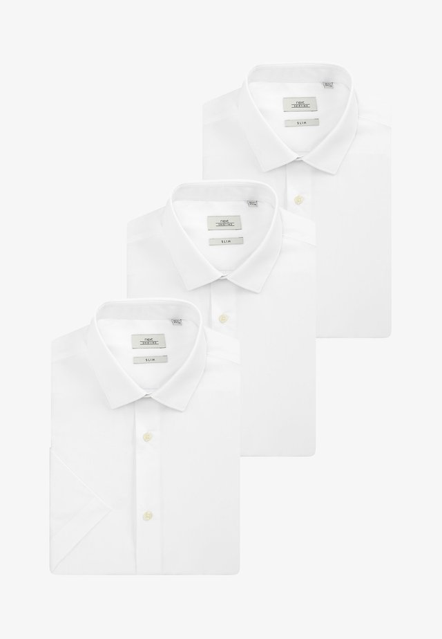 3 PACK - Camicia elegante - transparent