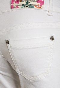Blue Effect - Skinny džíny - white - 2