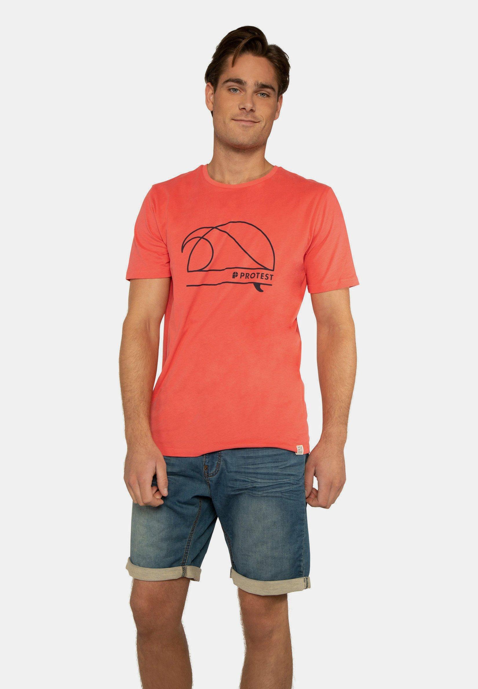 Homme PRINDAL - T-shirt imprimé