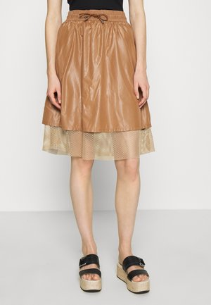 KAJSA SKIRT - Áčková sukně - thrush