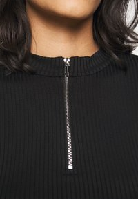 HUGO - NEXY - Long sleeved top - black - 4