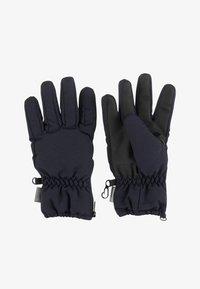 Sterntaler - HANDSCHUHE KIDS FINGERHANDSCHUH - Gloves - marine - 0