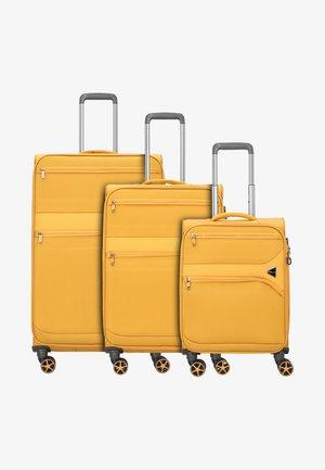 3SET - Set de valises - safran