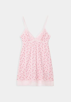 SLINKY NIGHTIE - Nightie - pretty pink