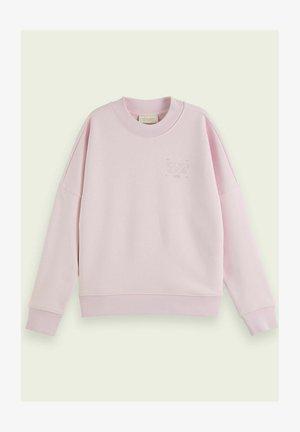 Sweatshirt - pink cloud