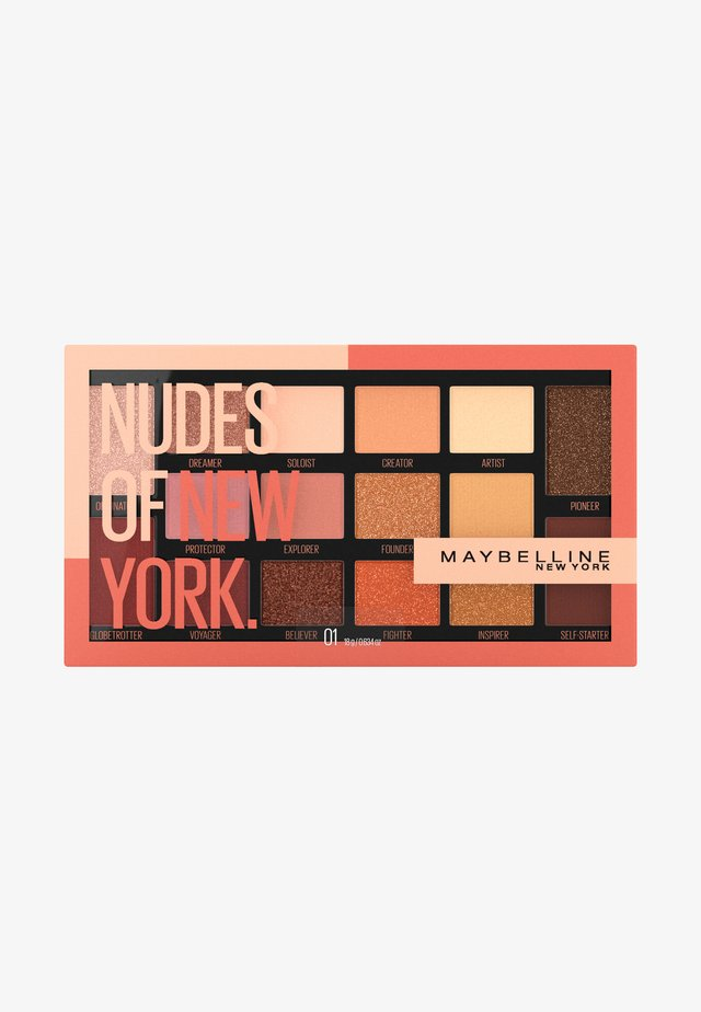 NUDES OF NEW YORK EYESHADOW PALETTE - Eyeshadow palette - -