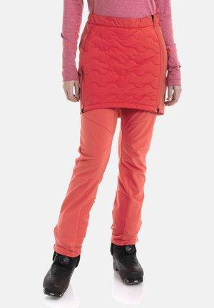 Sports skirt - 2500 - rot