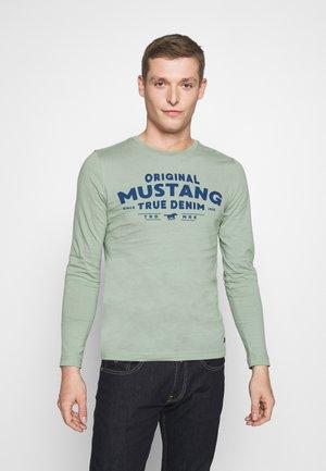 ALEX - T-shirt à manches longues - green