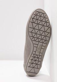 s.Oliver - Ballet pumps - light grey - 6
