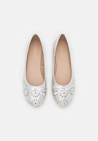 Anna Field - Ballet pumps - silver - 5