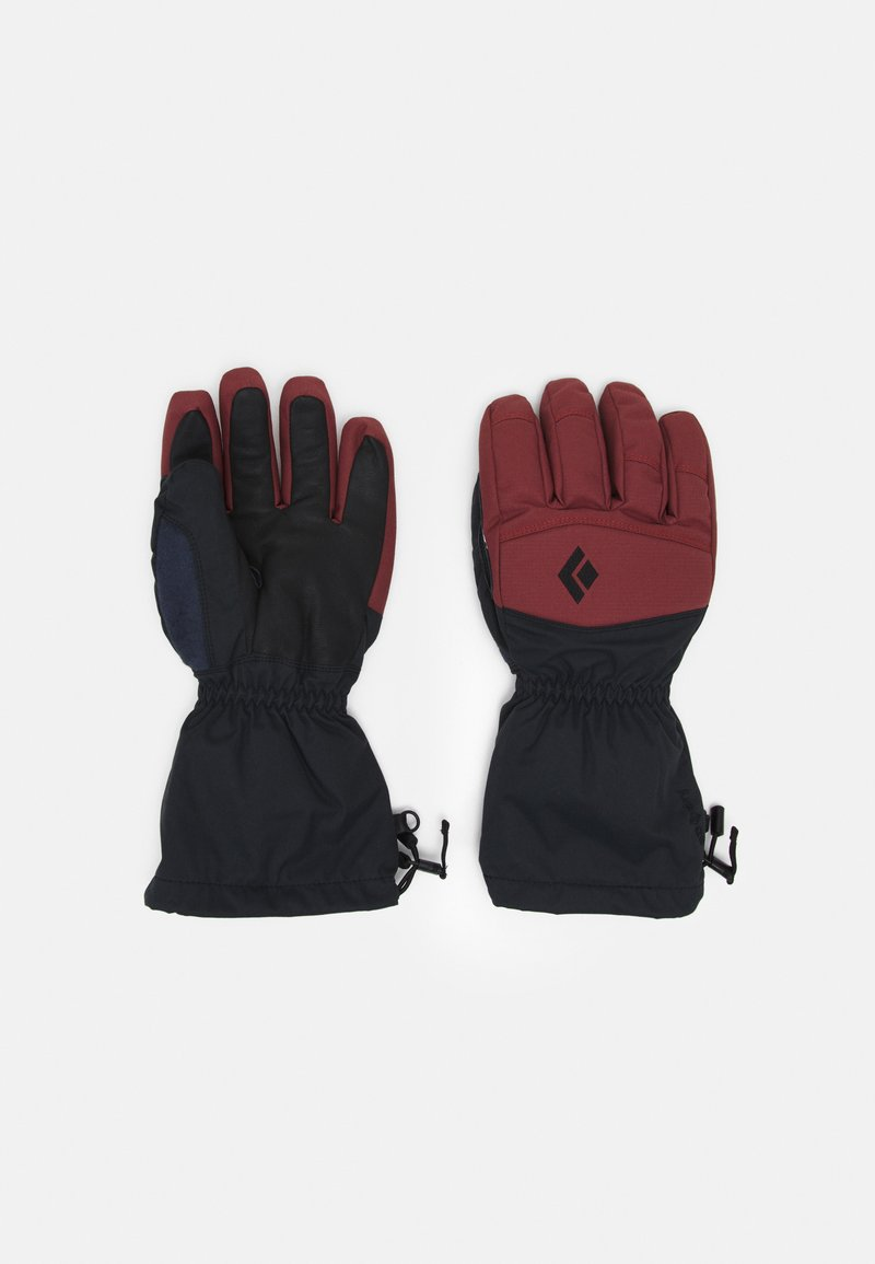 Black Diamond - RECON GLOVES - Gloves - red oxide