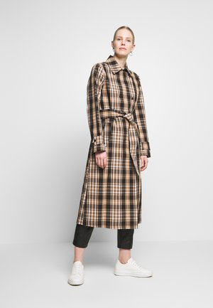 JOJO COAT - Trenchcoat - warm camel