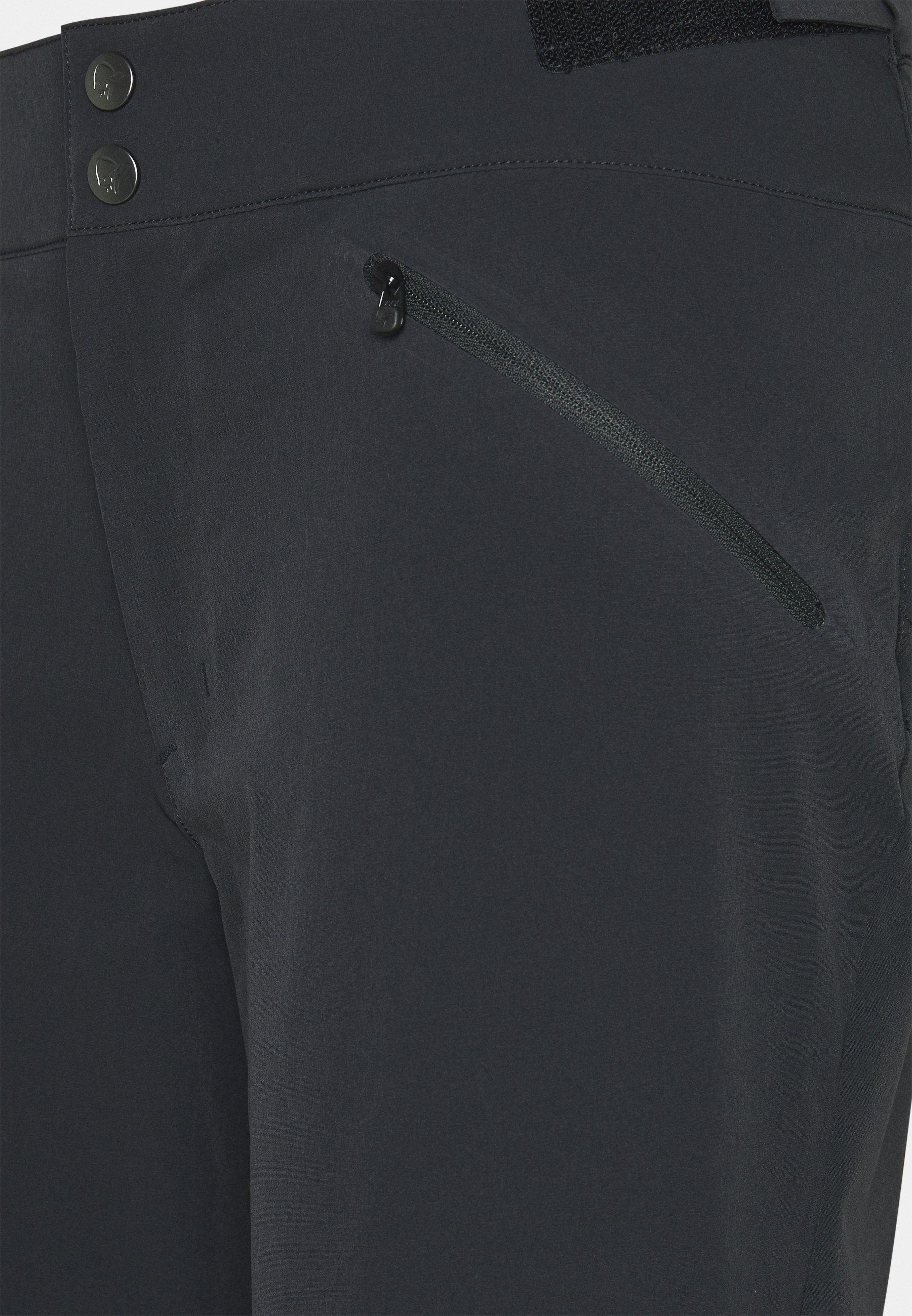 Collections Women's Clothing Norrøna FALKETIND FLEX1 SLIM PANTS Trousers black ugO18m6Su