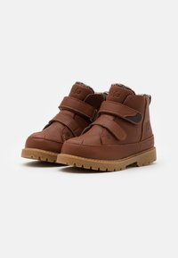Viking - FAIRYTALE WARM WP UNISEX - Winter boots - cognac - 1