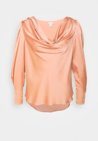 River Island - SAPPHIRE COWL NECK - Blouse - pink - 0
