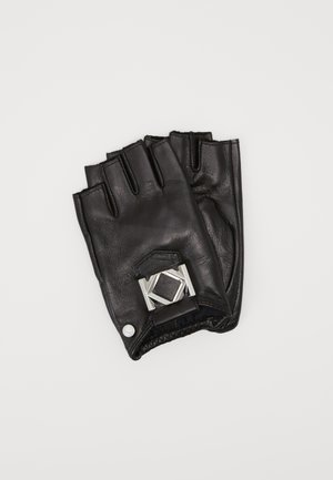 MISS K GLOVE - Fingerless gloves - black