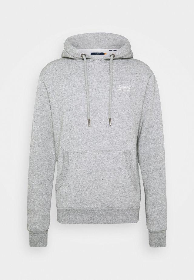 CLASSIC HOOD - Hoodie - soft grey