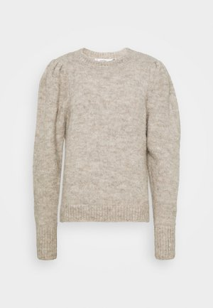 DOA - Pullover - tannin melange