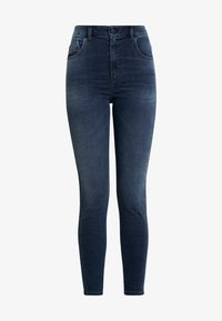 Diesel - SLANDY-HIGH - Jeans Skinny Fit - indigo