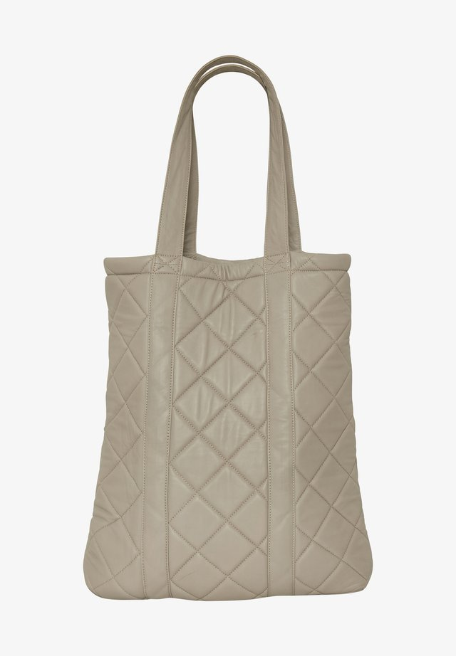 Shopping bag - pure cashmere