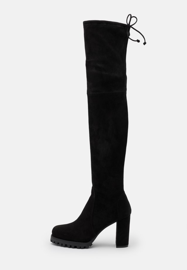 ZOELLA - High heeled boots - black