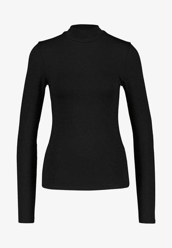 LANGARM EMATA - Pitkähihainen paita - schwarz