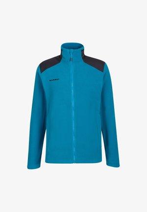 Fleece jacket - sapphire