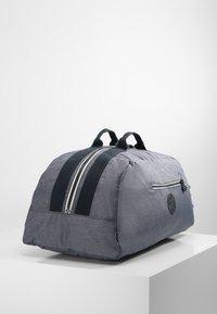 Kipling - DEVIN - Weekend bag - charcoal - 3