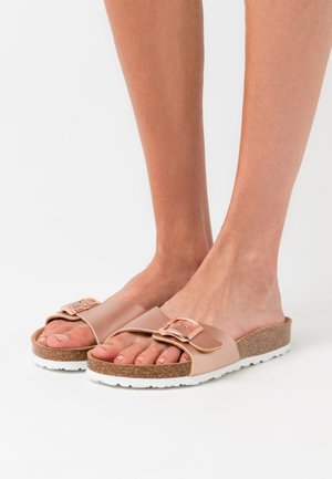 TAMARIS - Slippers - rose gold